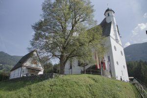 Kapelle Burg Freundsbrg